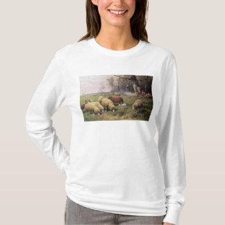 T-shirt La famille du berger