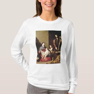 T-shirt La famille sainte, 1639