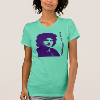 T-shirt La Feminista de Vive !