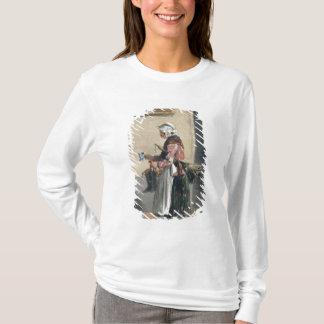 T-shirt La femme de ménage, de 'Les Femmes De Paris