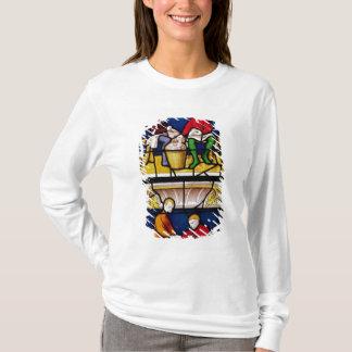 T-shirt La fenêtre du négociant de tissu