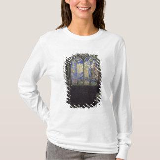 T-shirt La fenêtre en verre teinté, 1904