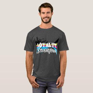 T-shirt La fidélité est tout