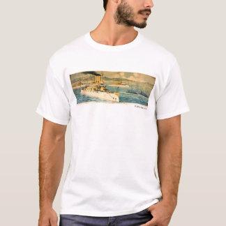 T-shirt La fierté de Pacifique dans le port de San