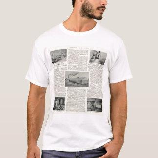 T-shirt La fierté de Petaluma, la Californie