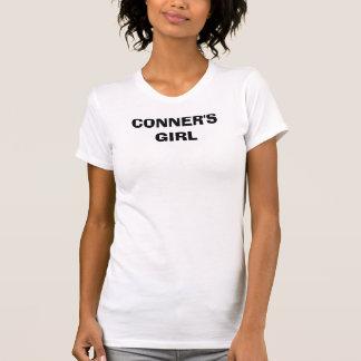 T-SHIRT LA FILLE DE CONNER