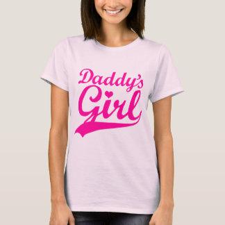 T-shirt La fille du papa