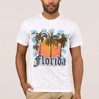 T-shirt La Floride le Floride Etats-Unis