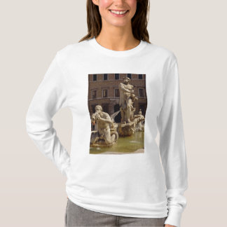 T-shirt La fontaine de Moro