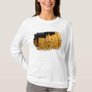 T-shirt La France, Avignon, Provence, palais papal la nuit