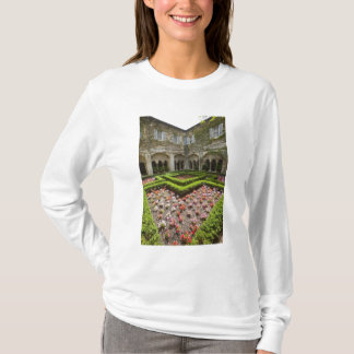 T-shirt La France, Provence, St Remy-De-Provence. Jardin