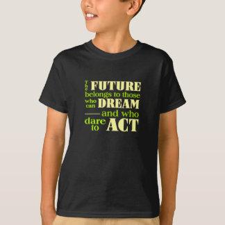 T-shirt La future chemise
