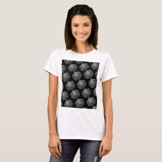 T-shirt La géométrie