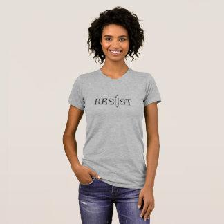 T-shirt La goupille de sécurité résistent