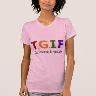 T-shirt La grand-maman est fantastique