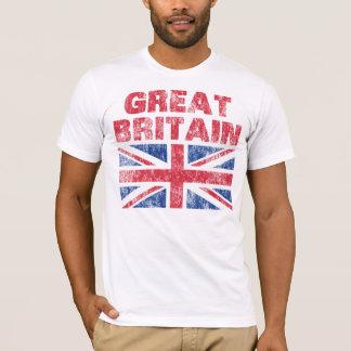 T-shirt La Grande-Bretagne vintage