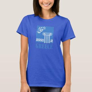 T-shirt La Grèce