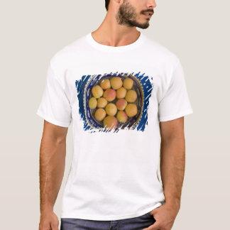 T-shirt La Grèce, Crète. Une cuvette de méditerranéen