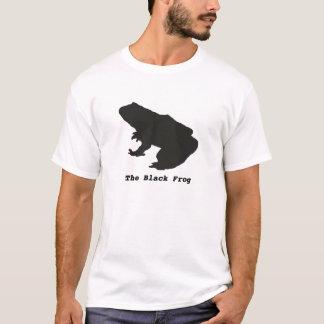 T-shirt La grenouille noire