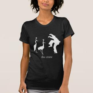 T-shirt La grue