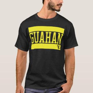 T-shirt La GUAM COURENT 671 barres de Guahan