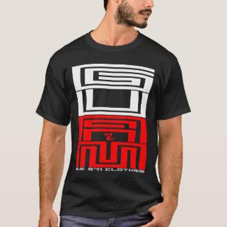 T-shirt La GUAM COURENT 671 Pacifique multiplié