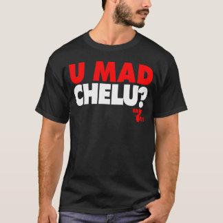 T-shirt La GUAM COURENT 671 U Chelu fou ? T