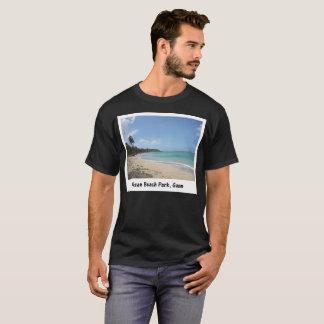 T-shirt La GUAM COURENT le parc de plage de 671 Asan