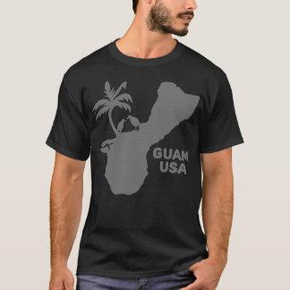 T-shirt La GUAM COURENT l'île de 671 Koko