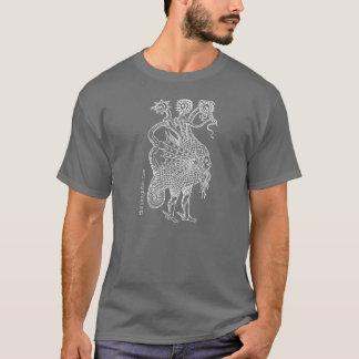 T-shirt La guitare des thorne idiots de bête