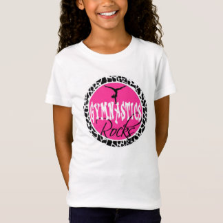 T-Shirt La gymnastique bascule le tee - shirt