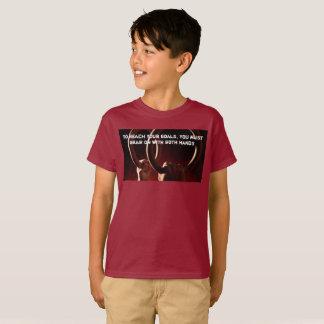 T-shirt La gymnastique sonne la chemise de Parkour de