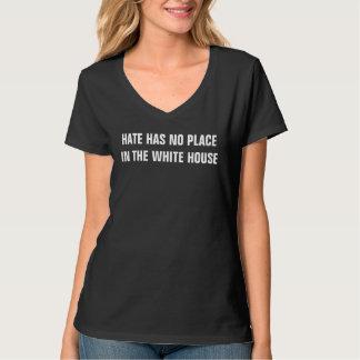 T-shirt La haine ne fait résister aucun endroit dans la