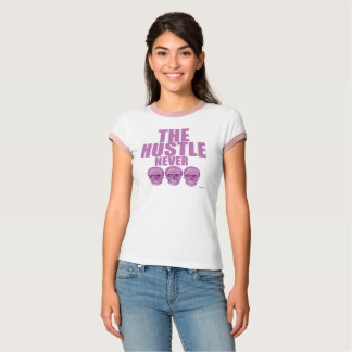 T-shirt La hâte ne meurt jamais sonnerie