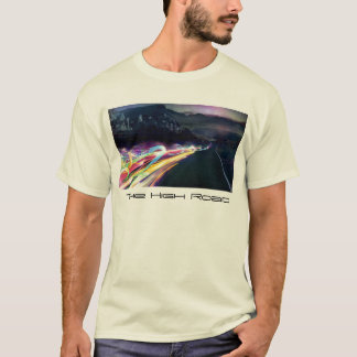 T-shirt La haute route