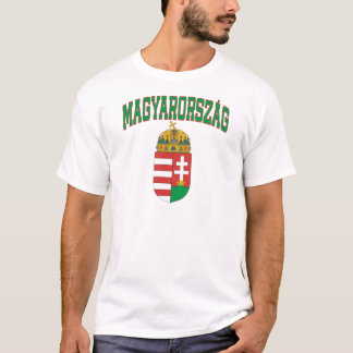 T-shirt La Hongrie