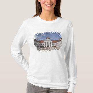 T-shirt La Hongrie, Budapest, Godollo : Manoir royal,