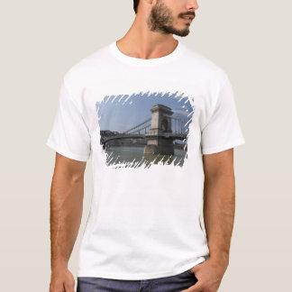 T-shirt La Hongrie, capitale de Budapest. 3 historiques