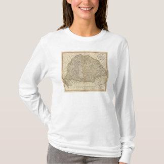 T-shirt La Hongrie, la Transylvanie, Croatie