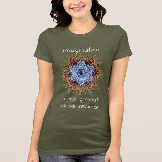 """T-shirt La """"imagination est notre plus grande ressource"""