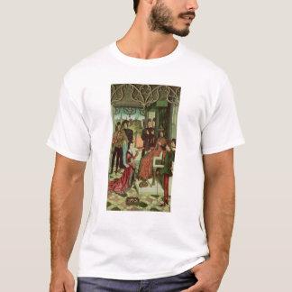 T-shirt La justice de l'empereur Otto : Procès par le feu