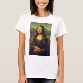 T-shirt La La Joconde de Mona Lisa par Leonardo da Vinci