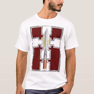 T-shirt La lance de Lúgh - conception d'avant de chemise
