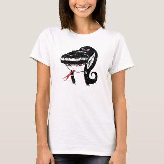 T-shirt La langue bifurquée de Reiko