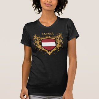 T-shirt La Lettonie [personnalisez]