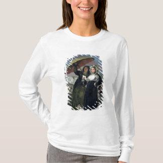 T-shirt La lettre ou, les jeunes femmes, c.1814-19