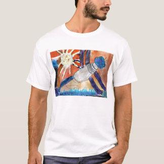 T-shirt La libellule de Megan