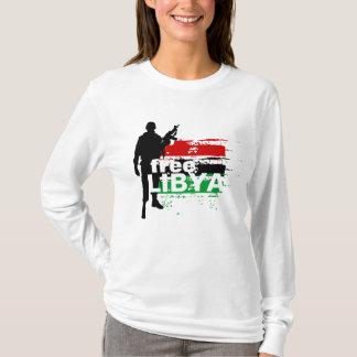 T-shirt La Libye libre