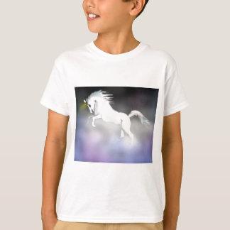 T-shirt La licorne dans la brume