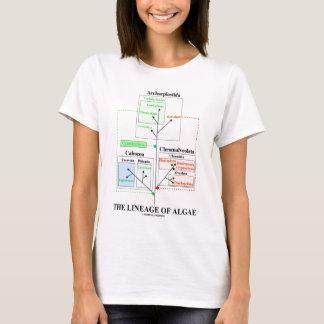 T-shirt La lignée des algues
